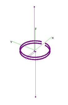 FM Double-Hoop + Vert. Dipole In Center