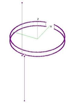 FM Double-Hoop + Vertical-Dipole Outside