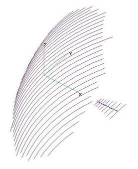 UHF 2-m Parabolic + 8-El LPDA Feed