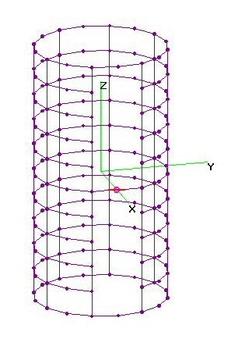 UHF Horiz. Polarization Slotted Cylinder