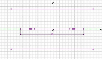 UHF 13-El FD-Yagi (2ReflRod) - OPTimized