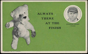 1907 Grignon Postcards-Cubs