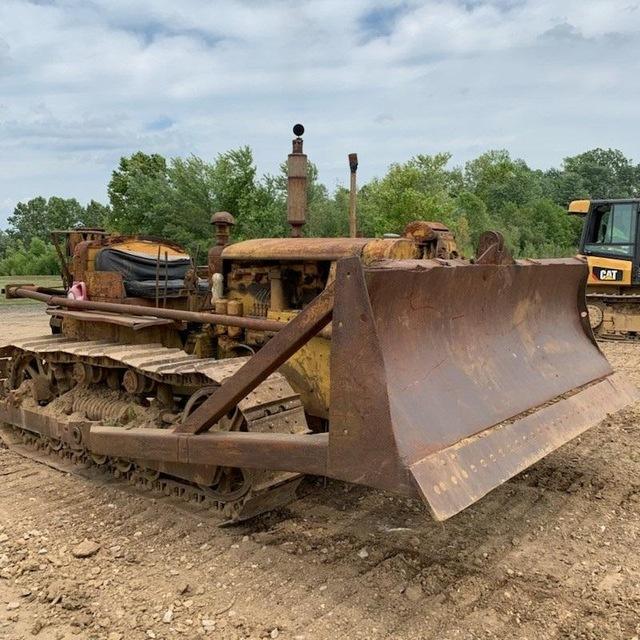 1942 Antique Caterpillar Crawler Tractor D7