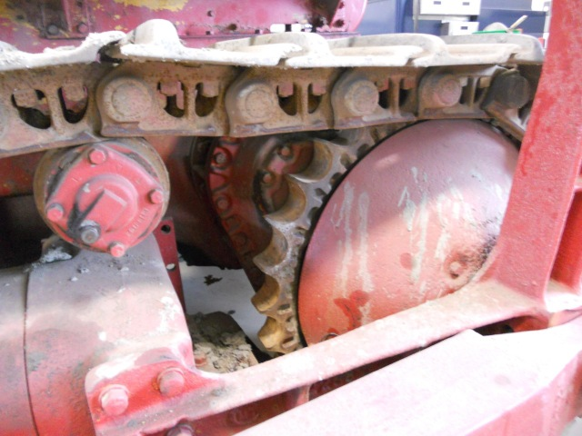 TD 18 | International TD18 Dozer for sale | Bucyrus Erie Grader Angle Blade