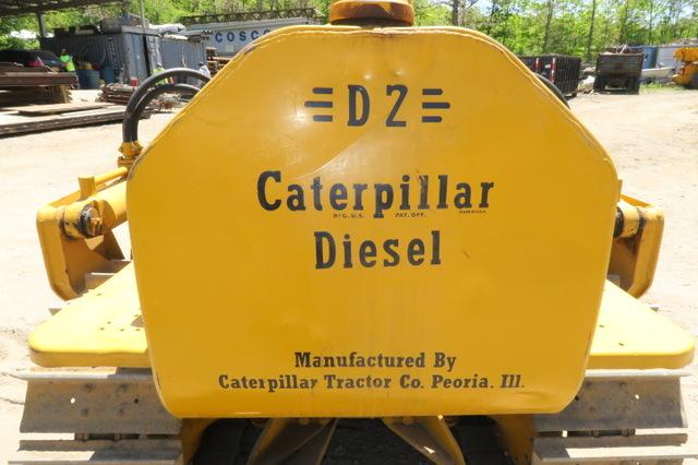 1949 D2 Cat Antique Crawler Dozer