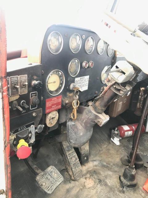 1965 Heavy Spec DC9364 Tandem Tractor 5x4 Trans