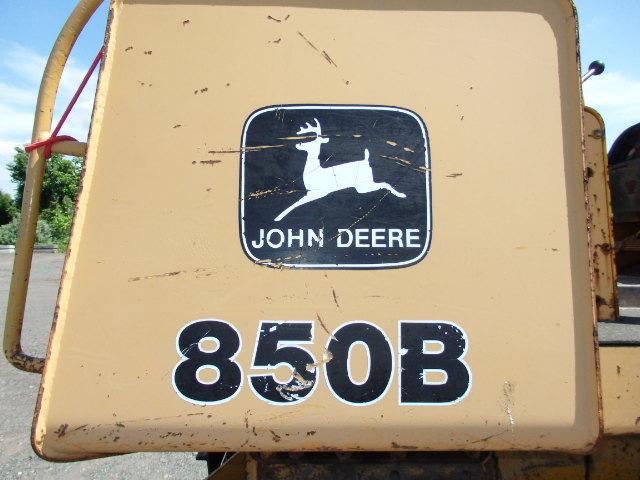 1991 John Deere 850B Dozer