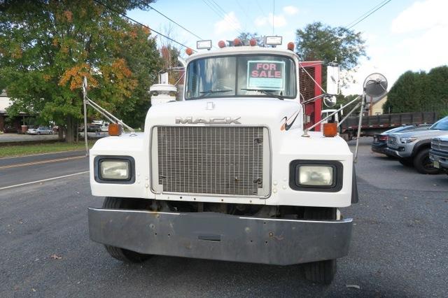 1994 Mack Tandem RD688S 21ft Steel Flatbed