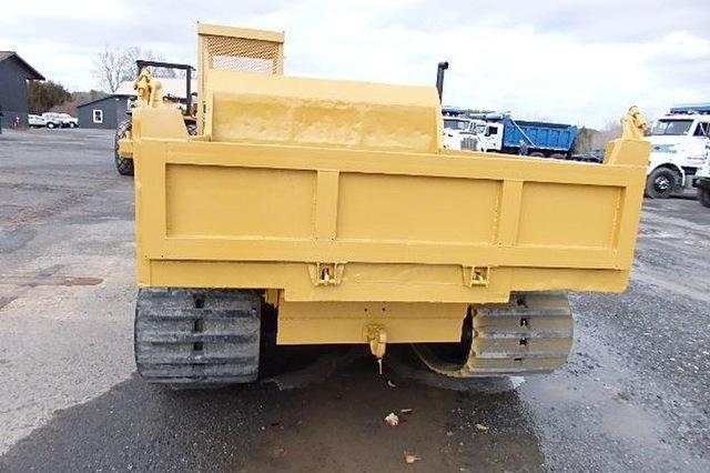 Marooka MST700VD Rubber Track Carrier Dump