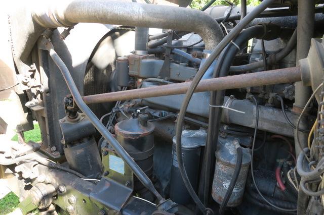1996 RD688S Tri Axle Mack Dump Truck 8LL