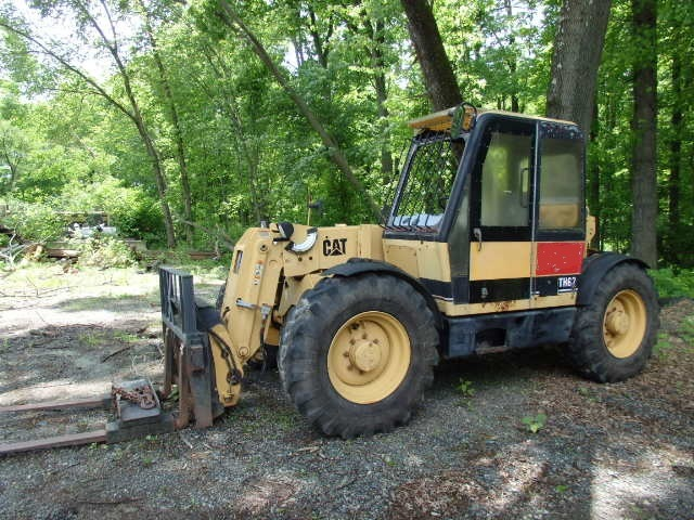 1997 Cat TH62 Telehandler