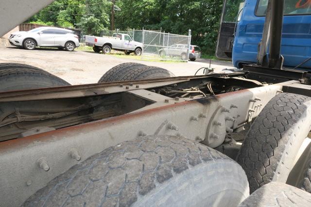 Mack 688SX double frame 58 rears
