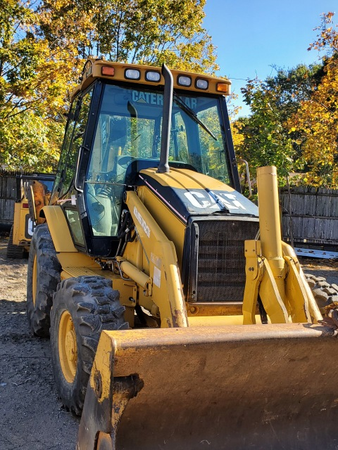 2004 Cat 430D Backhoe 4x4 One Owner