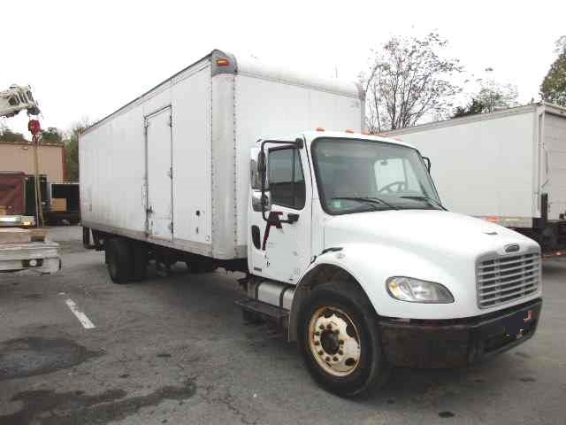 Truck Box For Sale >> Freightliner 26ft Box Truck