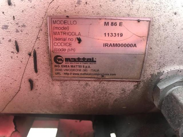 2005 Crafco Super Shot 250 Melter Asphalt Crack Sealer with Compressor