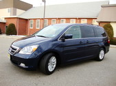 2005 Honda Odyssey Touring Edtion Loaded