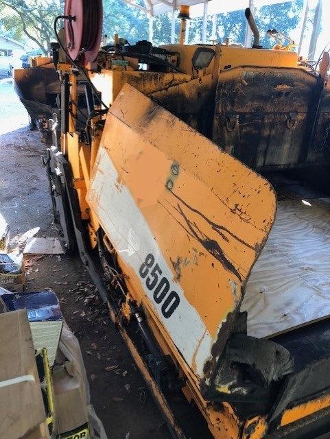 Leeboy paver | 8500 HD Leeboy paver for sale