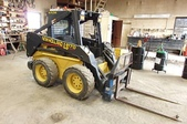 2005 New Holland Skid Steer LS High Flow