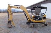 2009 Cat 302.5 mini excavator