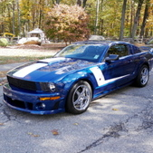 2009 Ford Mustang 429R