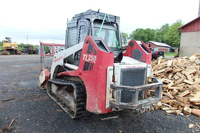 Fecon Bull Dog 80 Forestry Mower