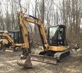2010 Caterpillar 304C CR Mini Excavator