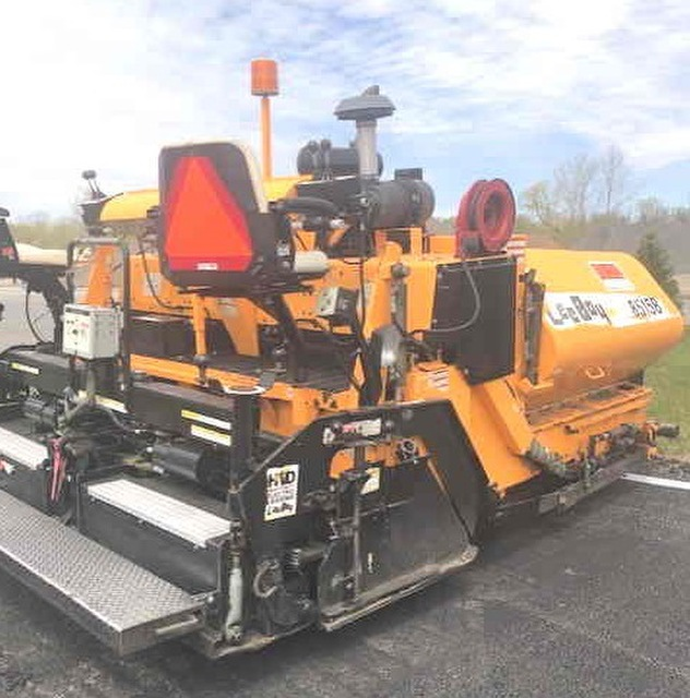 2012 Leeboy 8515B Like New One Owner Electric Heater Much more