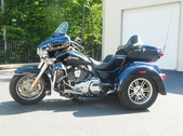 2014 Harley Tri-Glide High Out
