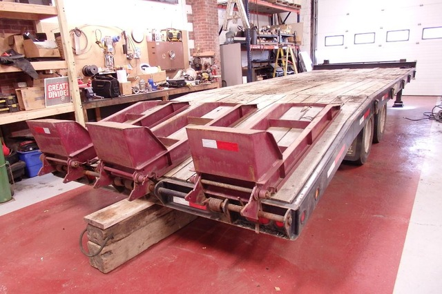 Used 2006 Tow Master T-40 Tag-a-Long Trailer
