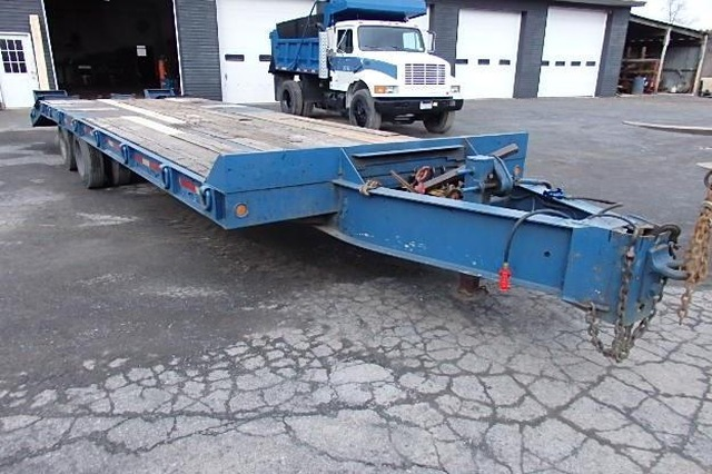 Interstate 20 Ton Tag Trailer