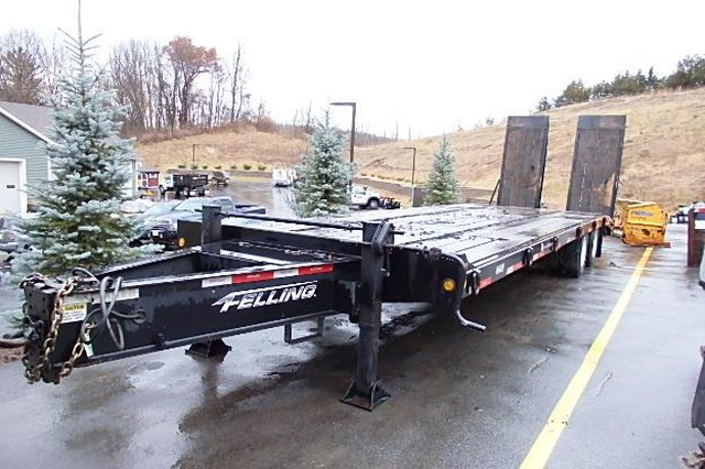 2018 Felling TP 45 2LP Deck Over Trailer