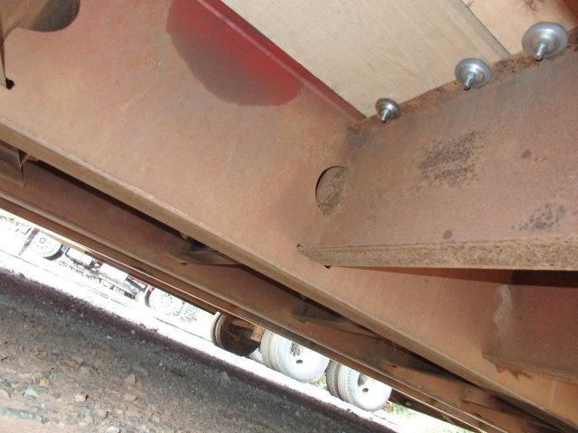 1995 Talbert TDW35S 35 Ton Trailer