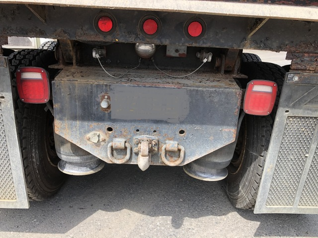 455hp Cummins N14 Tandem Axle Dump 9 Speed