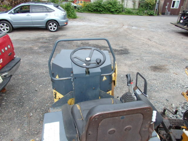 1997 Bomag BW120 AD-3 Vibratory Double Drum Roller