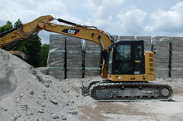 Cat 315F LCR Excavator