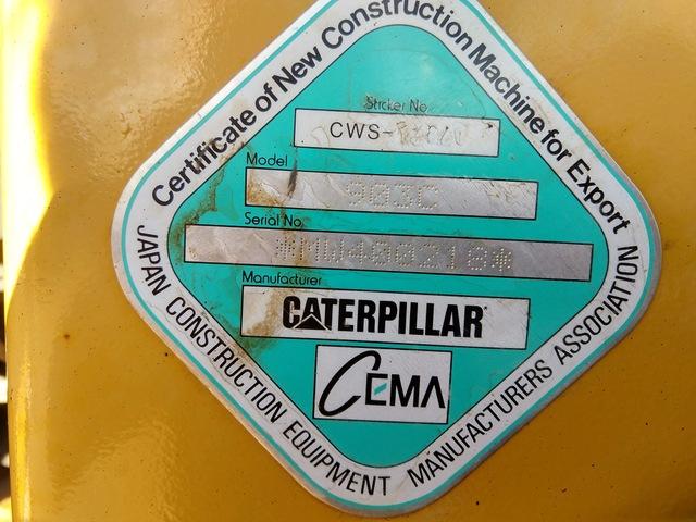 Caterpillar 903C Wheel Loader low hours