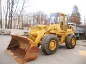 Cat 936 33ZWheeloader 1985 Real Striaght