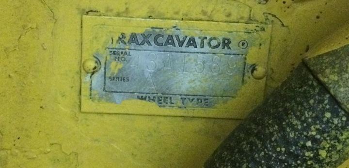 1961 Cat 944A Wheel Loader