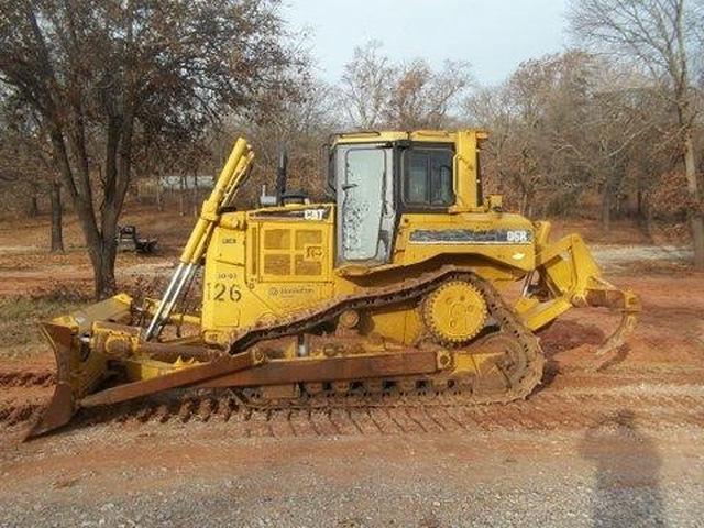 2006 Cat D6R Crawler Dozer