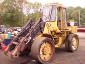 Caterpillar IT28B 1990 Loader Quick Coup