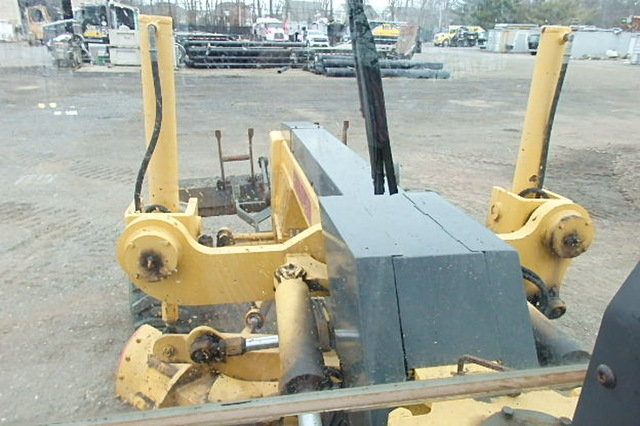 Motor Grader 2008 Champion C80C 11ft Board w Ripper Front Blade 2018 hours 110hp