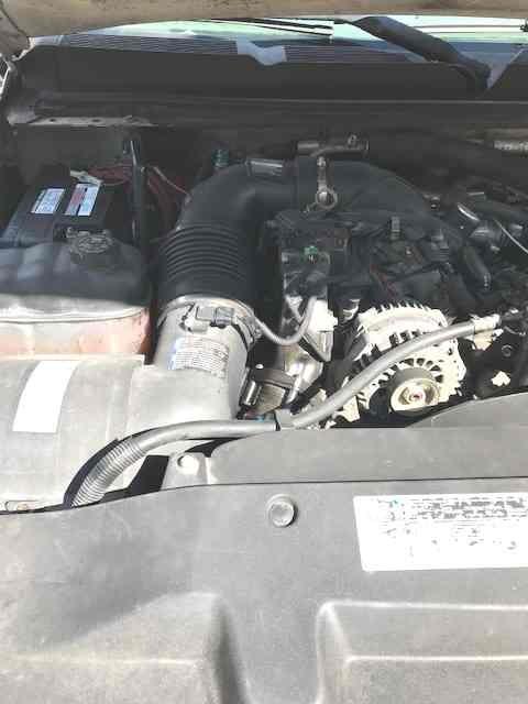 2009 Chevy 3500 Crew Cab