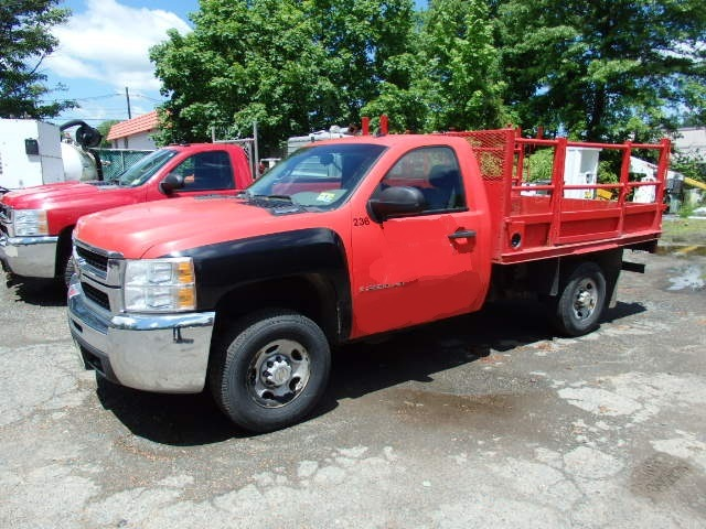 2008 Chevy Silverado 2500HD Rackbody