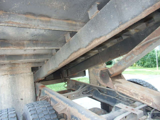 2006 International 4300 Chipper Truck