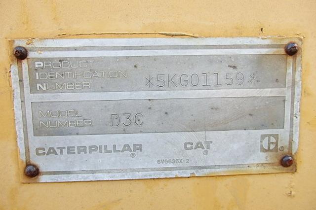 Cat d3 dozer for sale | cat d3 | d3 dozer | small dozer for sale | d3c
