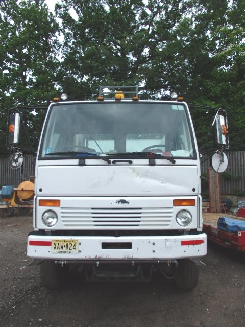 2006 Elgin Eagle Series F Street Sweeper