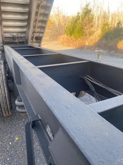 Aluminum End dump Trailer for Sale