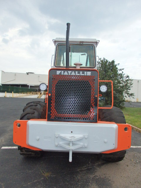 Fiatallis FR 12B Wheel Loader for sale