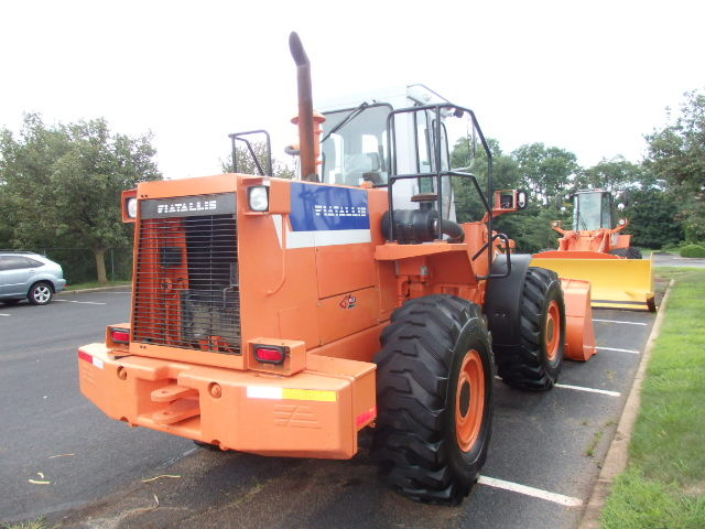 Fiatallis FR 140 Wheel Loader for sale