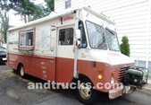 Food Truck hot dog truck for sale